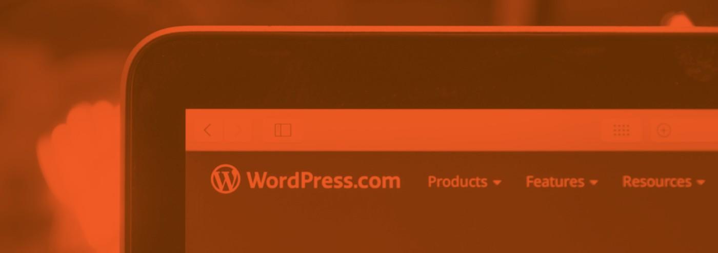 Built on WordPress